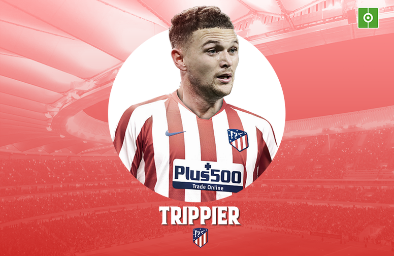 Trippier is now an Atletico player. BeSoccer