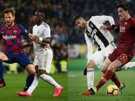 El Barça ofrecería a la Juve a Rakitic además de 30 millones de euros. AFP