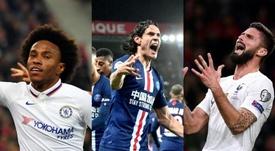 Los jugadores que acaban contrato, los más perseguidos. AFP