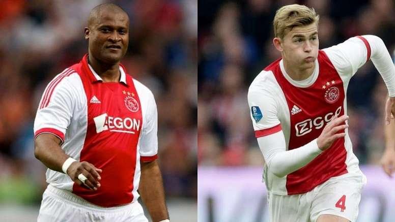 De Ligt desveló lo duros que fueron sus primeros años en el Ajax. Montaje/BeSoccer