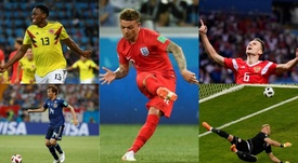Cinco jugadores cuyo caché ha subido. AFP/EFE