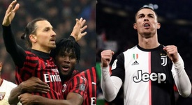Le probabili formazioni di Milan-Juventus. AFP/EFE