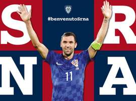 Srna rejoint Cagliari. Cagliari