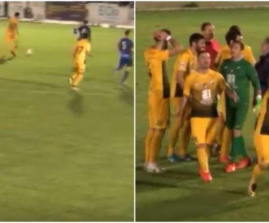 A la Ponferradina se le escaparon los tres puntos en el último suspiro. Youtube - RTVCYL