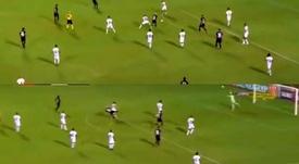 Golazo de Neílton en la victoria ante Chapecoense. Premiere