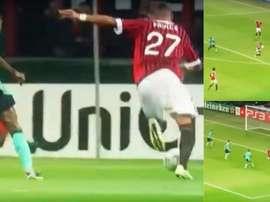 Le but de Boateng qui fit le tour du monde. UEFA