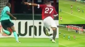 El gol de Boateng dio la vuelta al mundo. UEFA