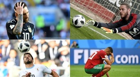 Some players did not produce good performances. BeSoccer