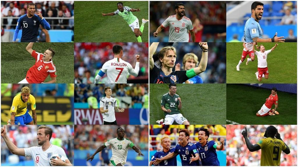 L'Uruguay gagne le groupe A du Mondial, la Russie 2e