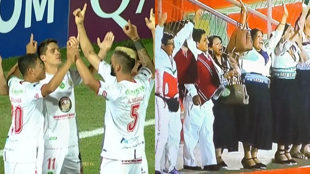 Unión Española empató agónicamente ante el Mushuc Runa por Copa Sudamericana