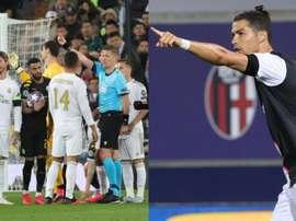 O ganhador de City-Real contra Juve ou Lyon. EFE