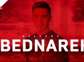 Bednarek es nuevo jugador del Southampton. Southampton