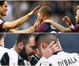 Os trios mais goleadores da Europa. BeSoccer