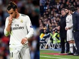 El Madrid recuperó la sonrisa en Liga. Montaje/BeSoccer
