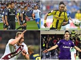Milan tem em mira estes quatro atacantes. BeSoccer