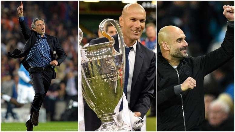 Estos técnicos son algunos de los más efectivos en la máxima competición europea. BeSoccer