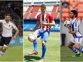 Siqueira, Vrsaljko y Granero no están teniendo la temporada que soñaban. BeSoccer