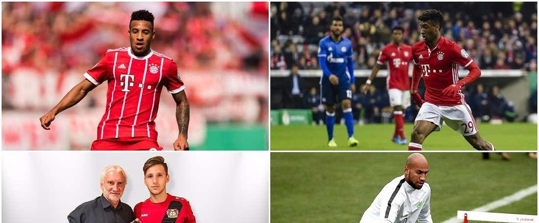 Estas são algumas das contratações mais caras da Bundesliga. BeSoccer