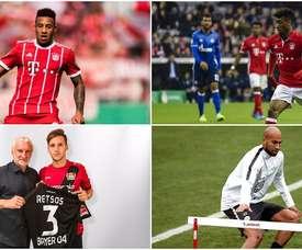 Estos son algunos de los fichajes más caros de la Bundesliga. BeSoccer