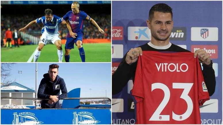 Vitolo volverá al Sánchez Pizjuán. EFE