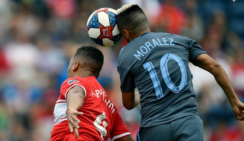 Pleno local en la MLS. NYFC
