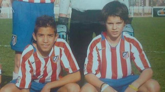 Morata has explained why he bid farewell to Atlético. ABC/S.D.