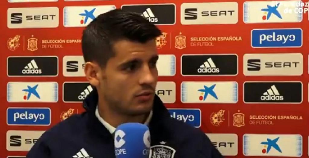 Álvaro Morata reveló que su paso por el Chelsea fue una 'pesadilla'