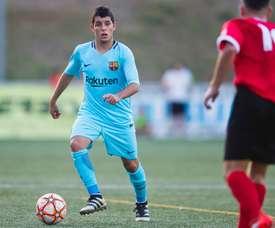 Morer renueva con el Barça. FCBMasia
