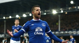 Schneiderlin is expected to start at Goodison Park on Saturday against Burnley. Everton