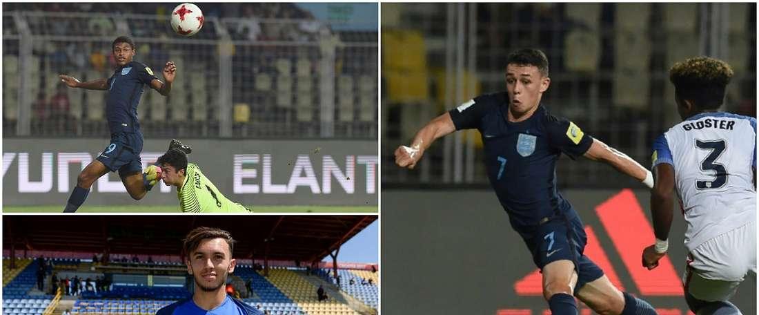 Foden, el más destacado del Mundial Sub 17 de la India. BeSoccer