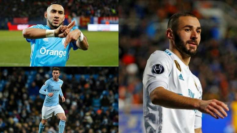 Payet, Laporte and Benzema could all watch the World Cup from their homes. BeSoccer