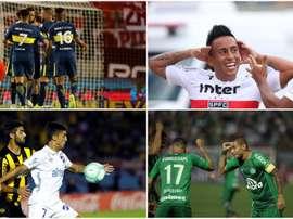 Boca, Sao Paulo, Nacional, Peñarol y Chapecoense, equipos que nunca descendieron. BeSoccer