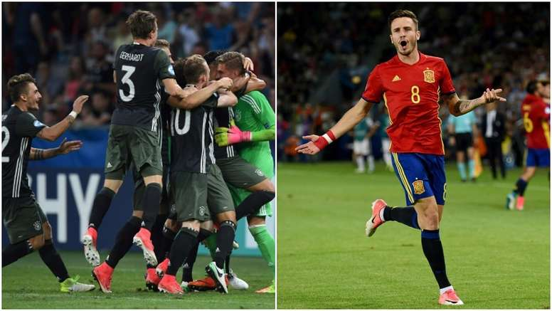 Germany and Spain meet in the U21 Euros final. BeSoccer