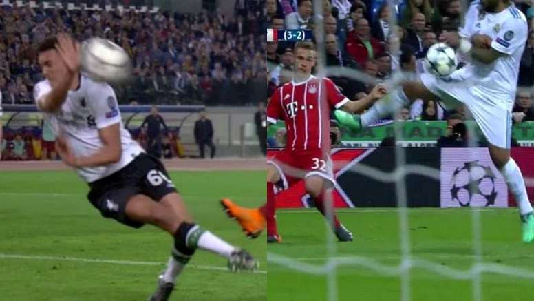 Two controversial penalty calls were not given over the two clashes. BeSoccer