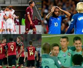 The five games that took place on Sunday evening were full of action. BeSoccer