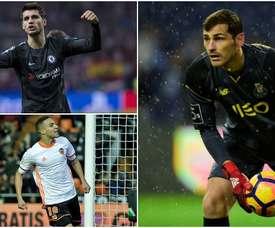 Morata, Casillas and Rodrigo all make the team. BeSoccer