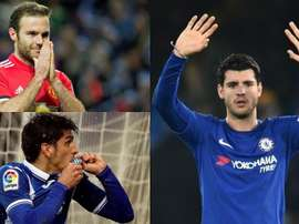 Morata, Moreno and Mata are some of the unlucky ones. BeSoccer