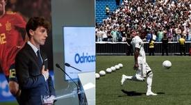 Odriozola y Vinícius rejuvenecen al Madrid. BeSoccer
