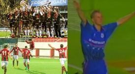 Lincoln Red Imps, Skonto Riga y Rosenborg, los tres que forman el podio . BeSoccer