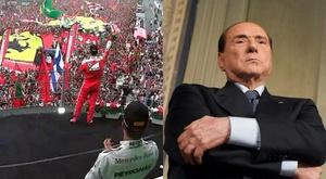 Monza et Berlusconi, faits pour s'entendre ?  Montaje/BeSoccer/AFP/MovistarF1
