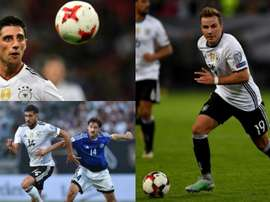 These players won't be helping Germany defend their title. BeSoccer