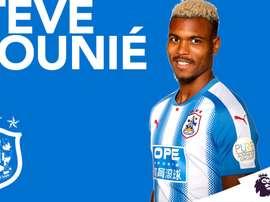 Mounié, novo jogador dos recém-promovidos. HTAFC