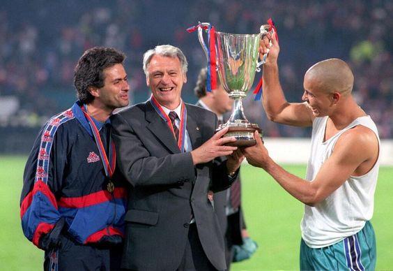 Mourinho, el nacimiento de un personaje