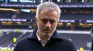Mourinho racconta la morte del cane. PrimeVideo