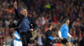 Mourinho ya no dirige al United. EFE