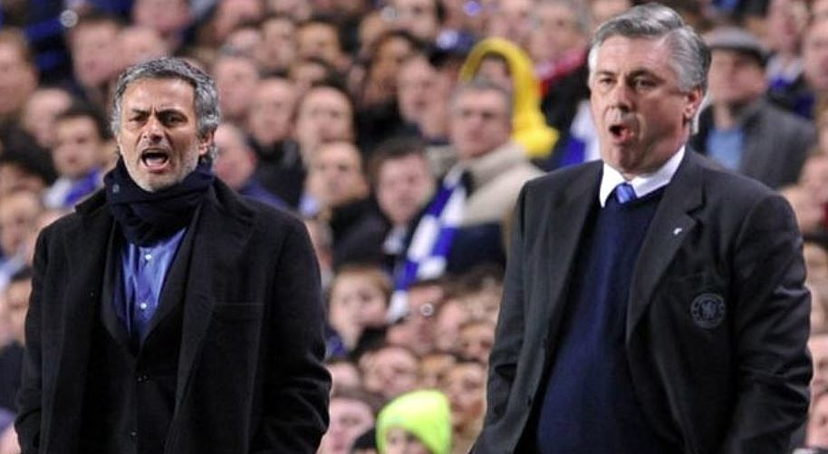 Mourinho to break COVID-19 rule because of Ancelotti! - BeSoccer