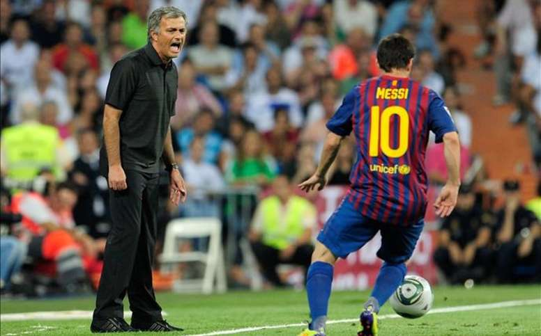 60b57c2f774 Mourinho  Messi is the God of football - BeSoccer