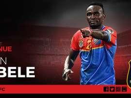 El conjunto francés ha oficializado la llegada del jugador congolés. Rennes