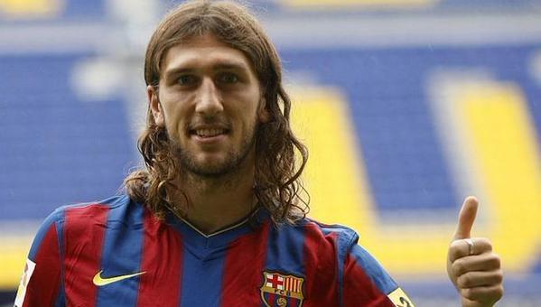 Muchos coinciden en que Chygrynskiy es el peor fichaje de la historia del FC Barcelona. Twitter