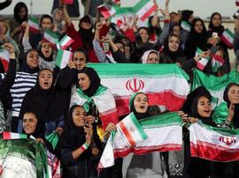 Multitud de mujeres hicieron historia. AFP